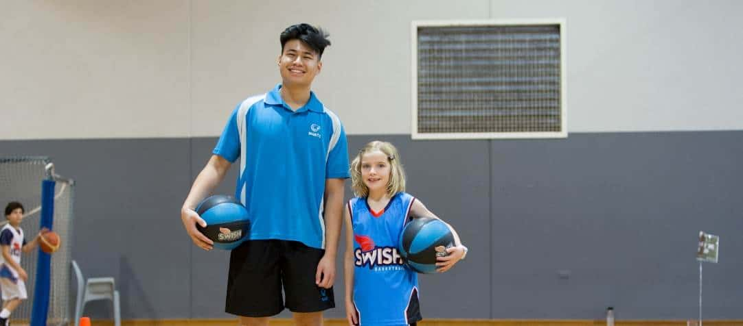 Swish Basketball July Holiday Camps