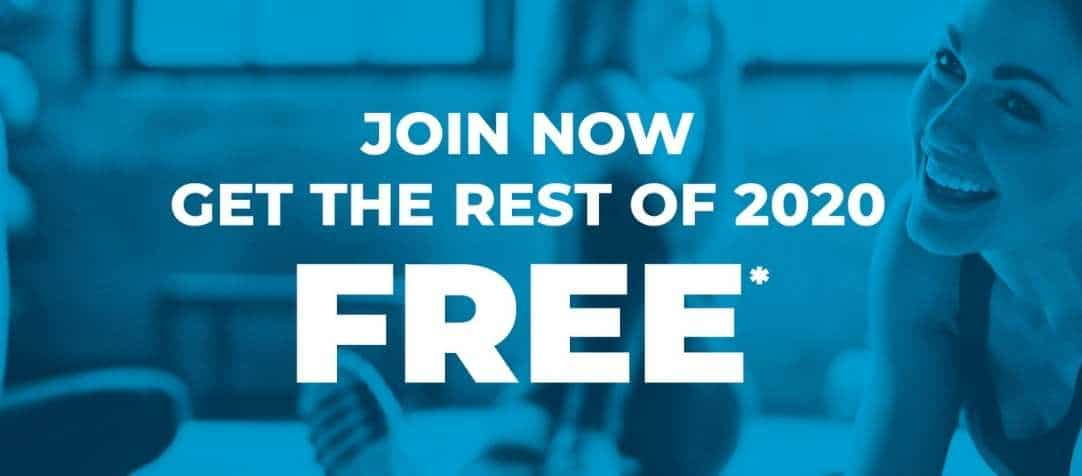 Join Now & Get The Rest of The Year Free*