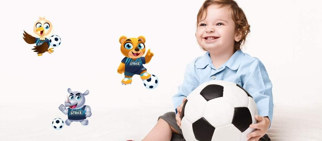 Strike Football Launches Infants Program - Little Strikers